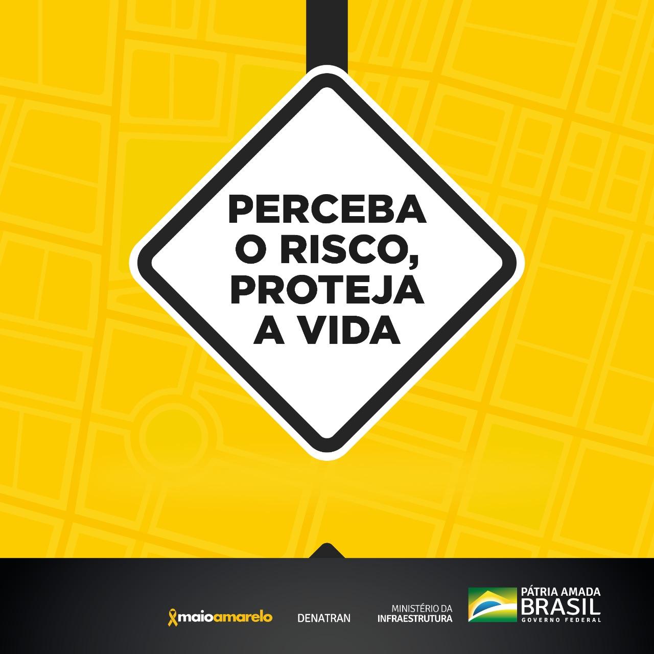 Maio Amarelo Digital