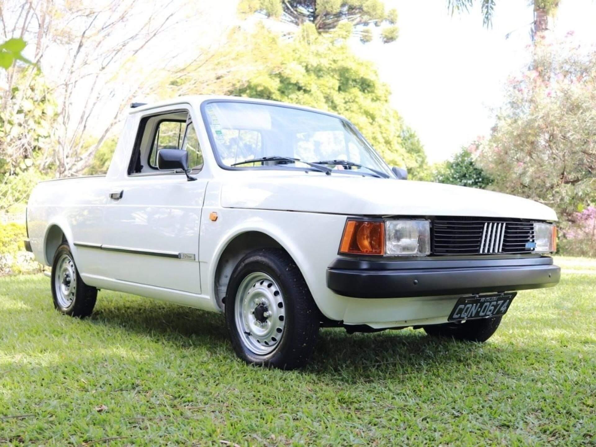Fiat 147 1.3 Pickup City Cs 8v Alcool 2p Manual Wmimagem19062698042
