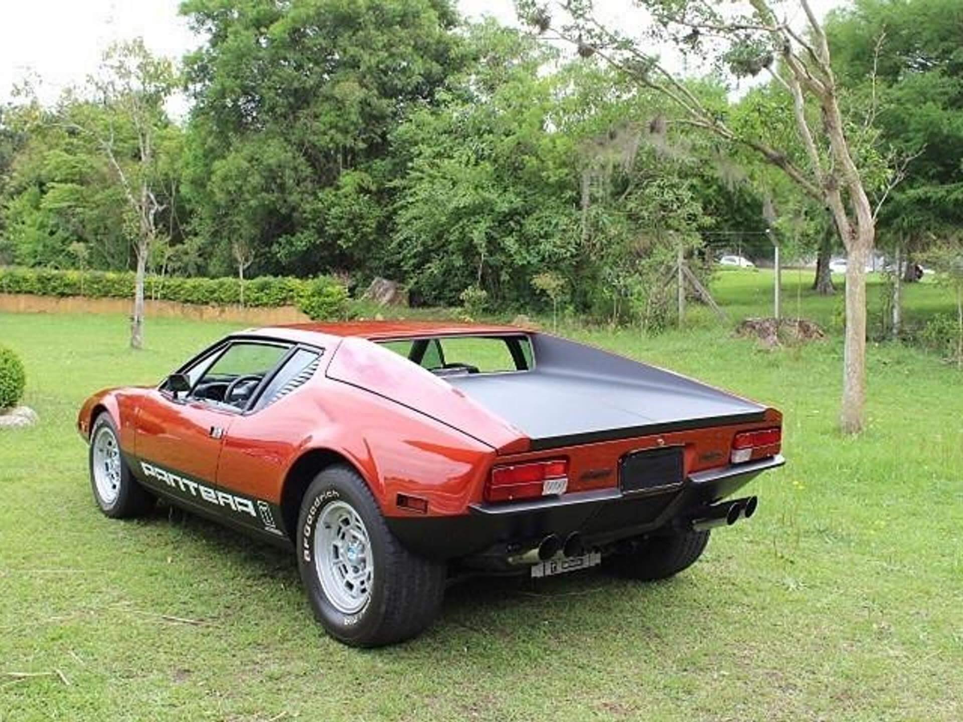 De Tomaso Pantera 5.8 Coupe V8 24v Gasolina 2p Manual Wmimagem14343323164