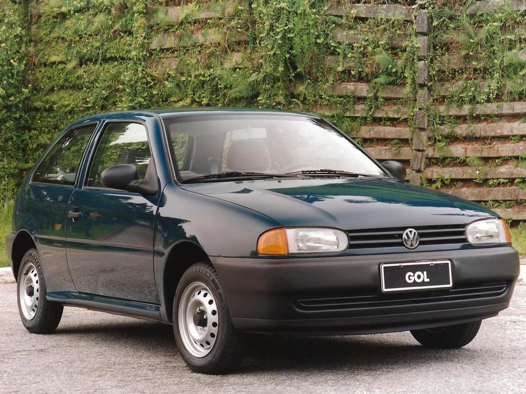 Volkswagen Gol Special 1