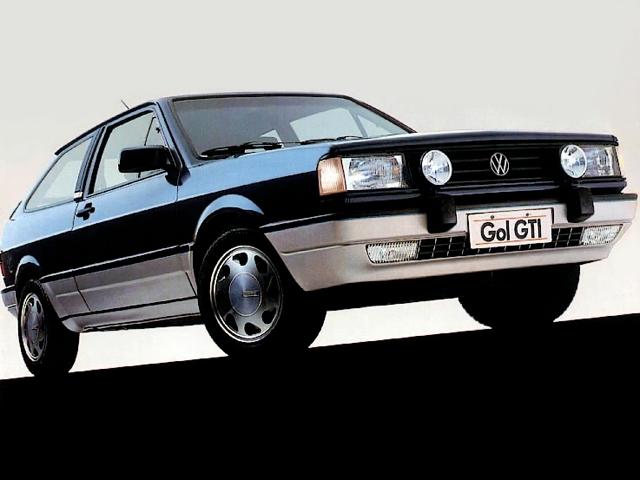 Volkswagen Gol Gti 1