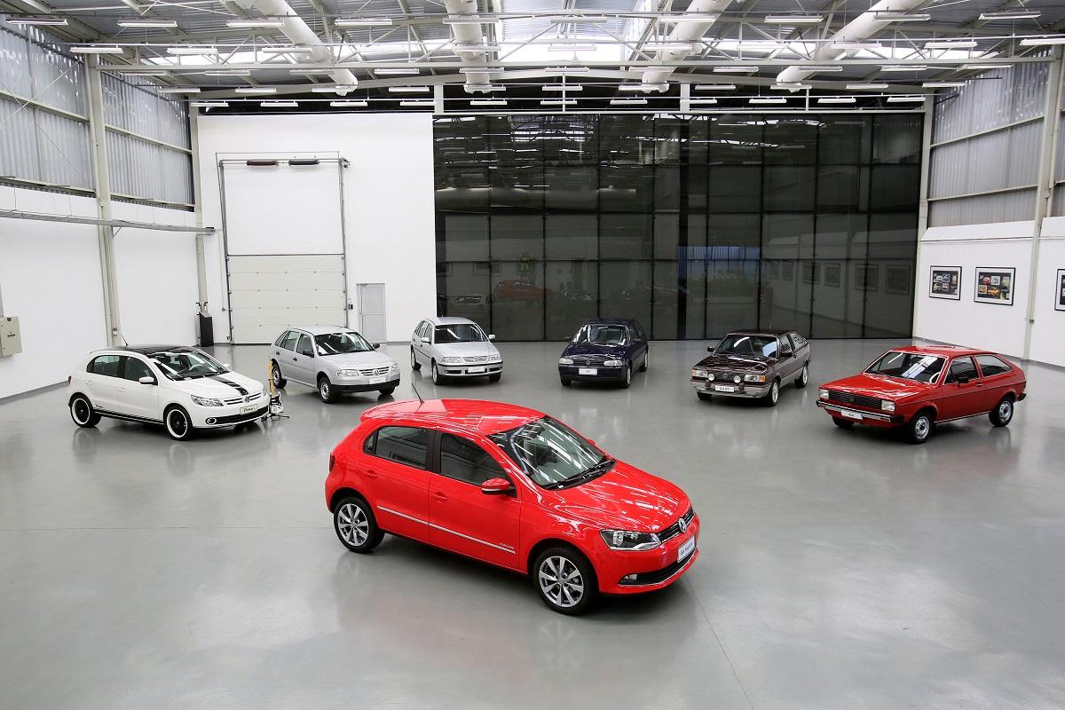 Volkswagen Gol 9