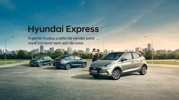 Hyundai Express: serviço de vendas de carro online da marca sul-coreana já está ativo