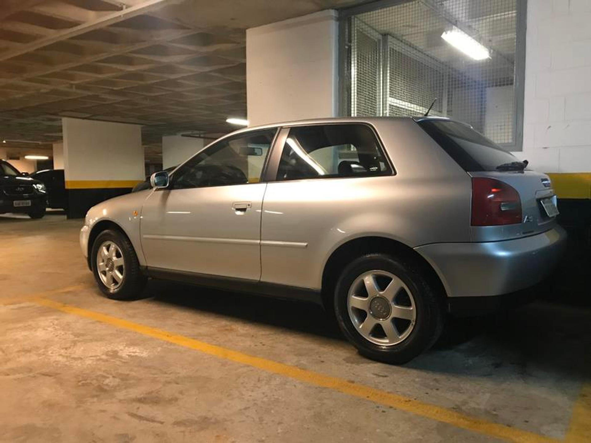 Audi A3 1.8 20v Gasolina 2p Manual Wmimagem19274726230