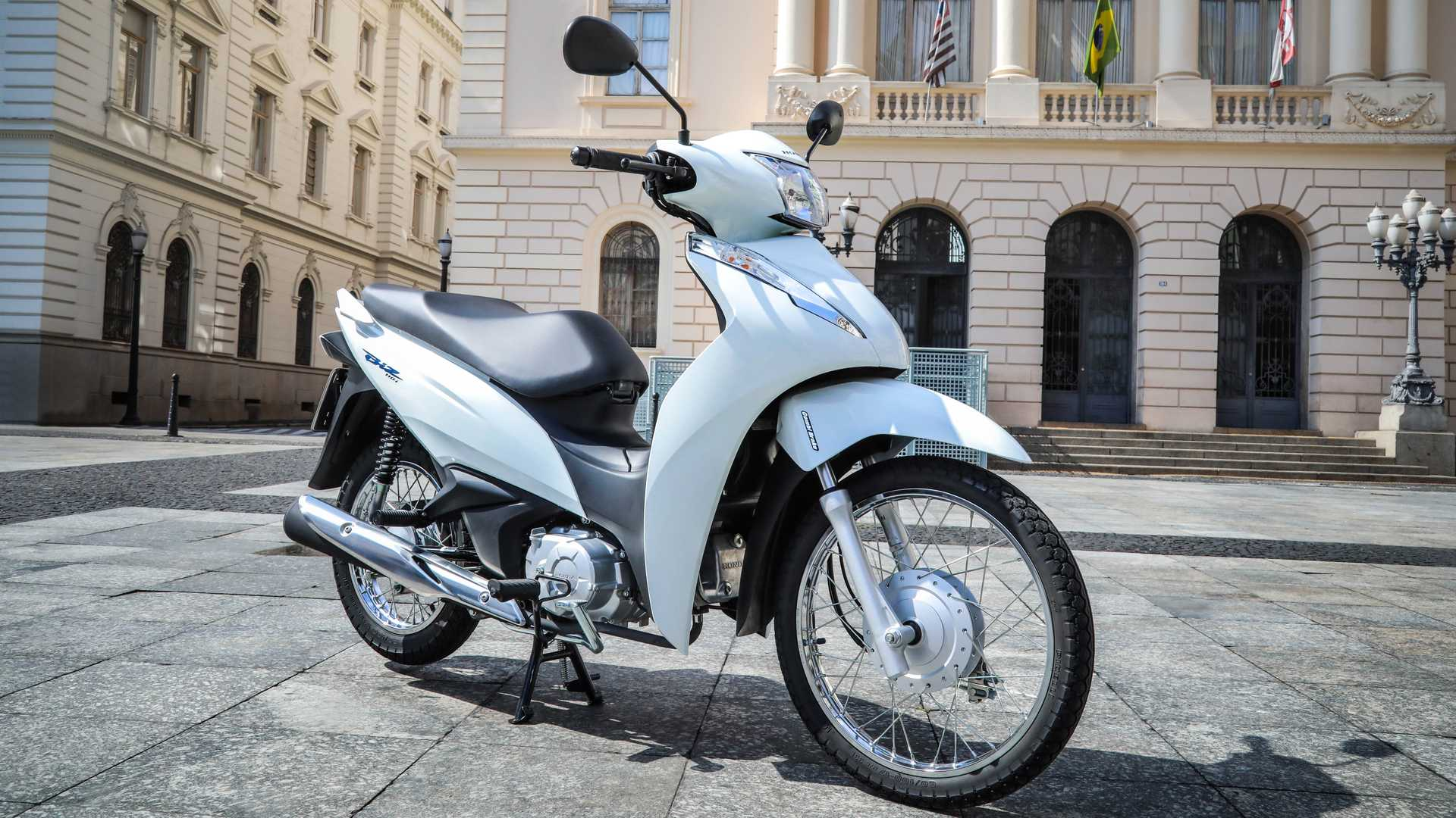 Honda Biz 110i 2020