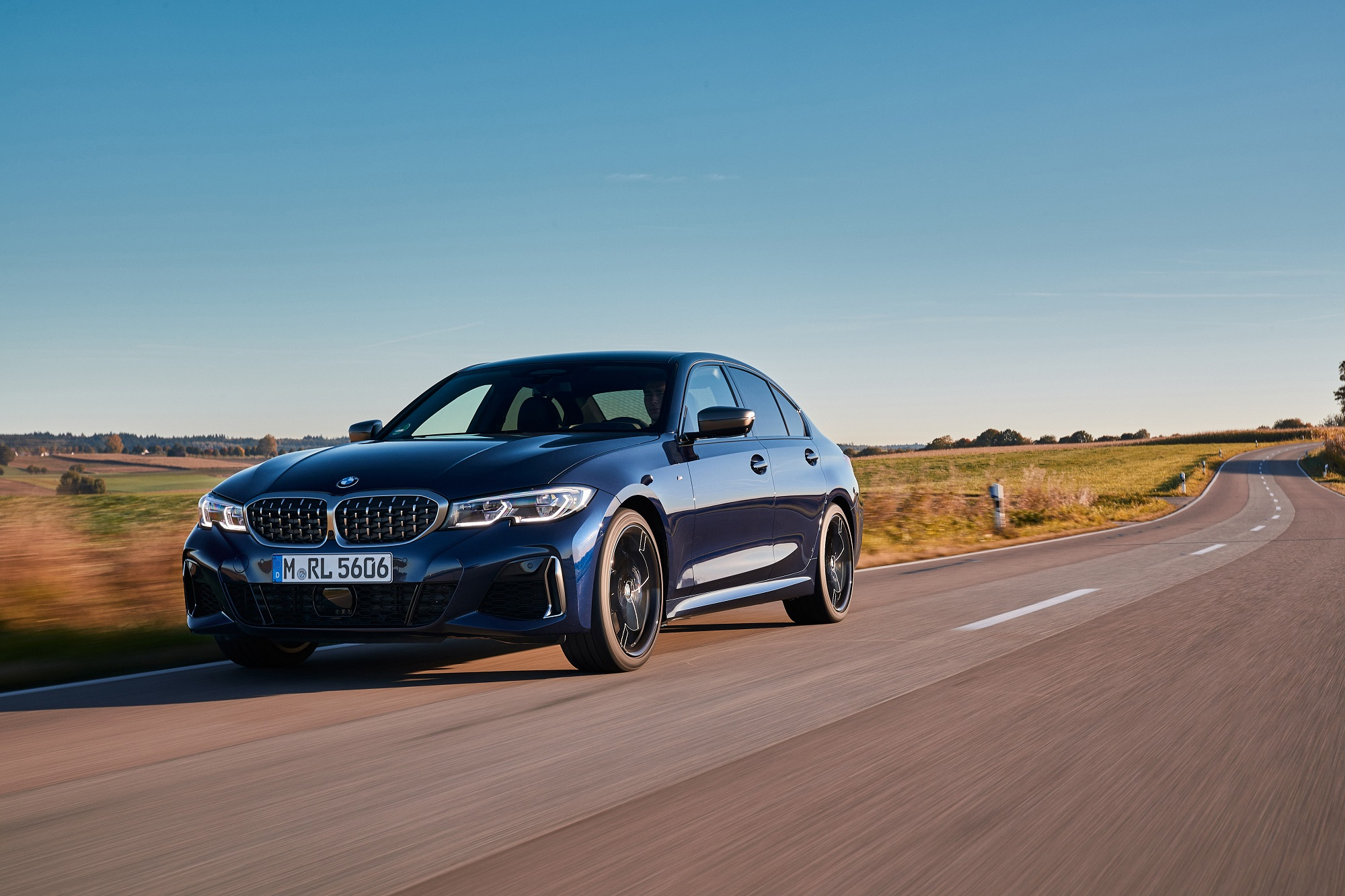 M340i xDrive First Edition: 340 em todo o mundo,apenas 20 unidades no Brasil do BMW Série 3 nervoso