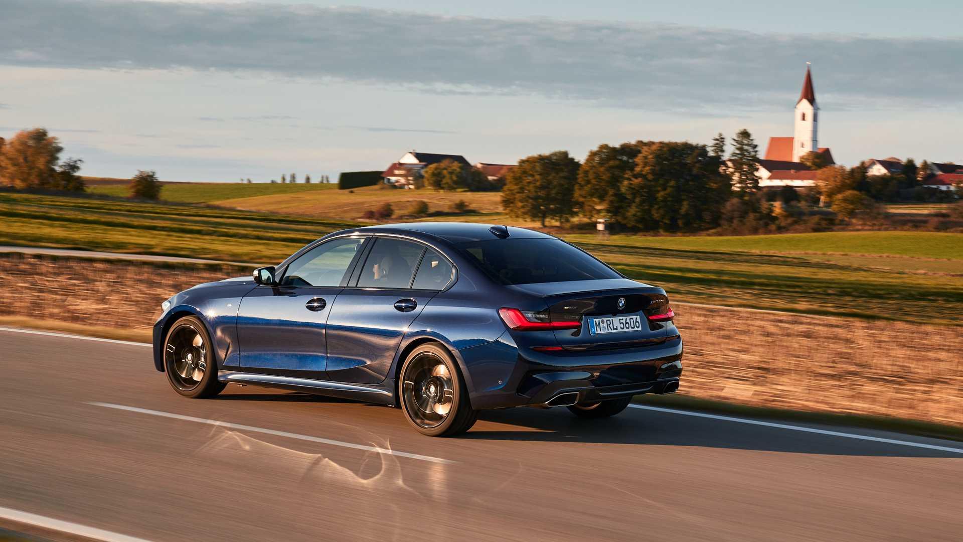 Modelo usa um motor 3.0 turbo de seis cilindros com 387 cv e é o mais arisco da nova geração do BMW Série 3