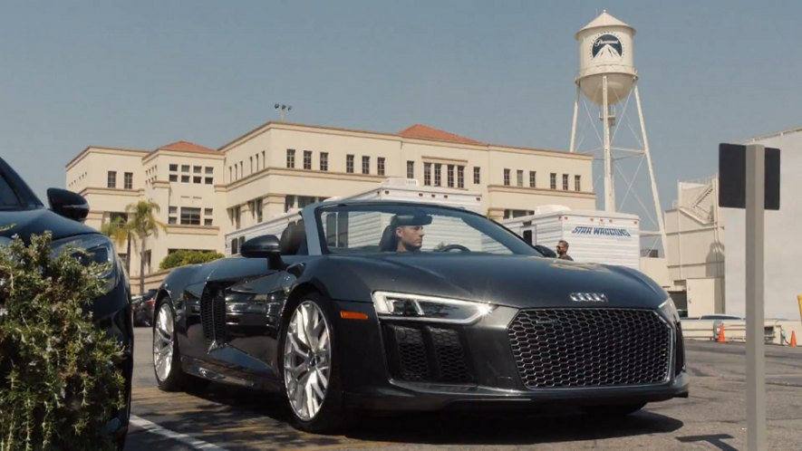 Audi R8 Spyder This Is Us