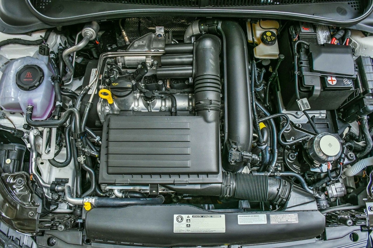 Virtus GTS motor