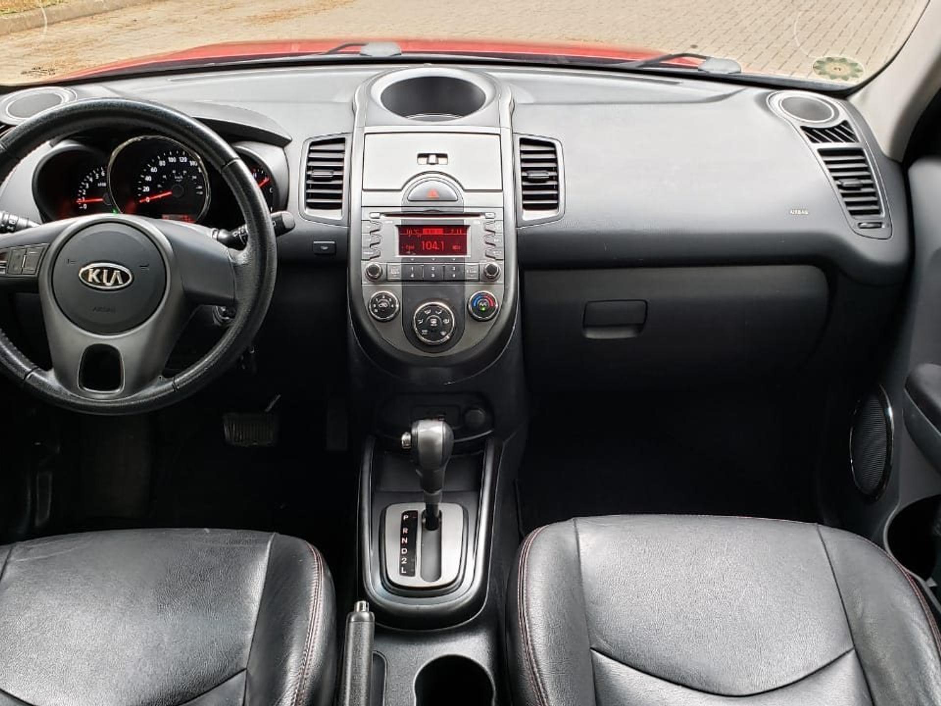 Kia Soul 1.6 Ex 16v Gasolina 4p Automatico Wmimagem17493203773