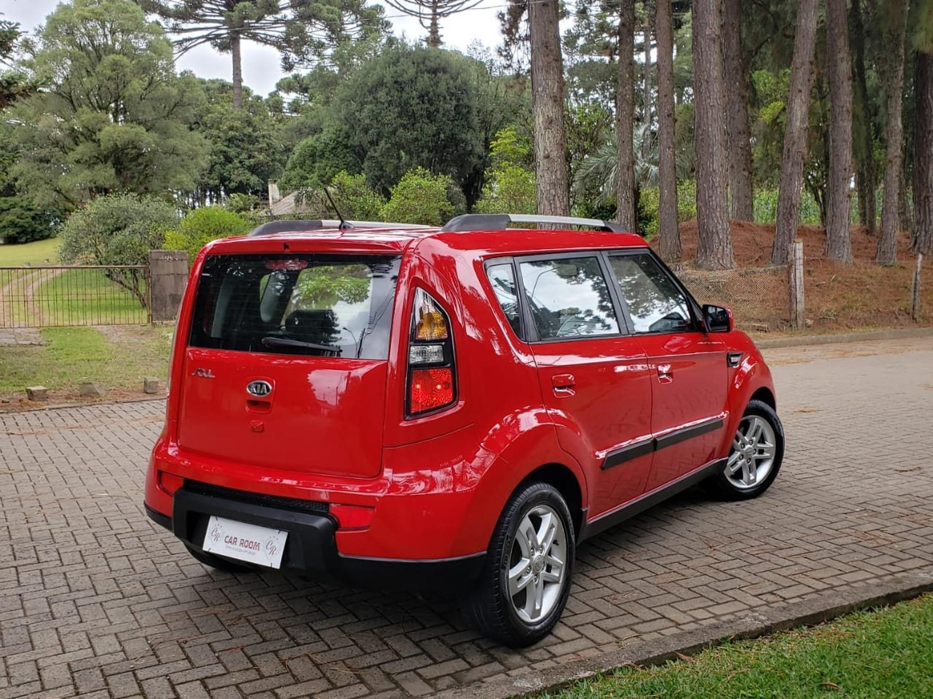 Kia Soul 1.6 Ex 16v Gasolina 4p Automatico Wmimagem17491197532