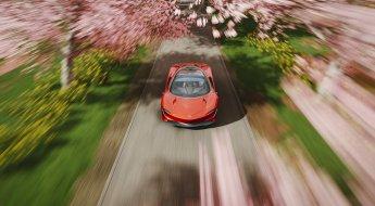 McLaren no Forza Horizon 4