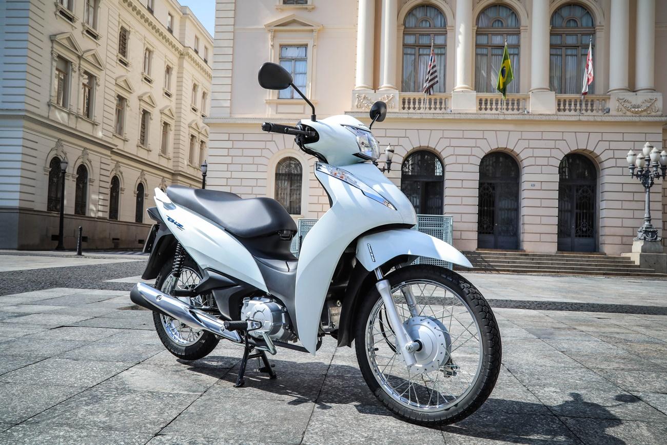 Honda Biz 110i 2020 2