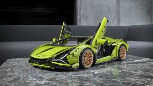 Lamborghini Sián de Lego