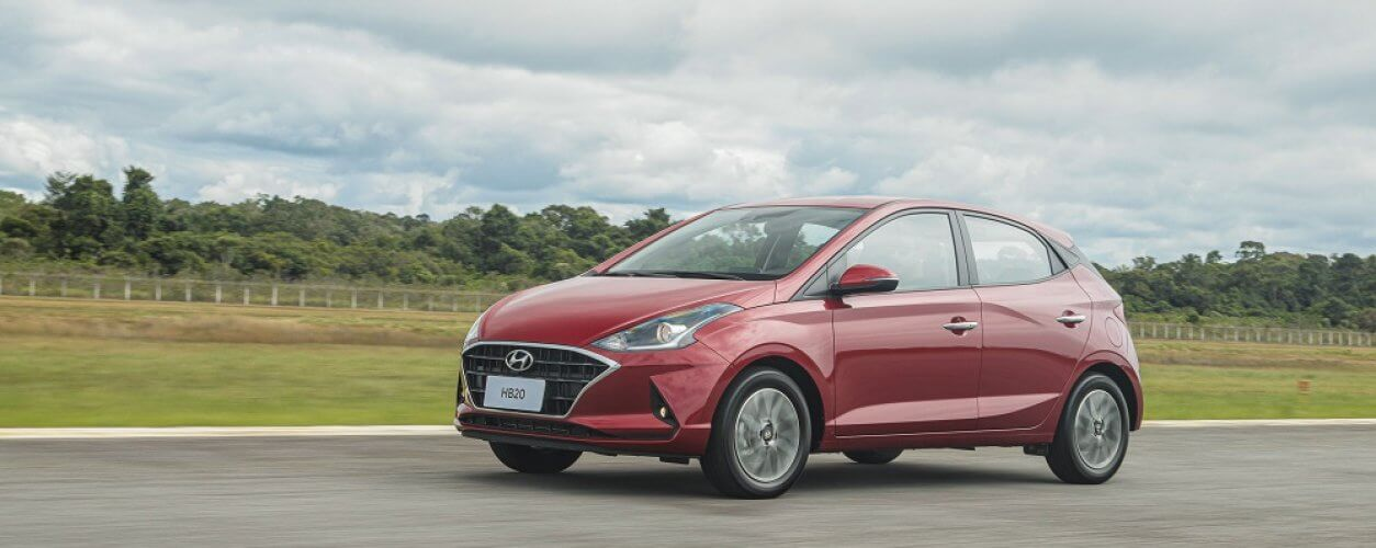 Hyundai HB20 Diamond Plus