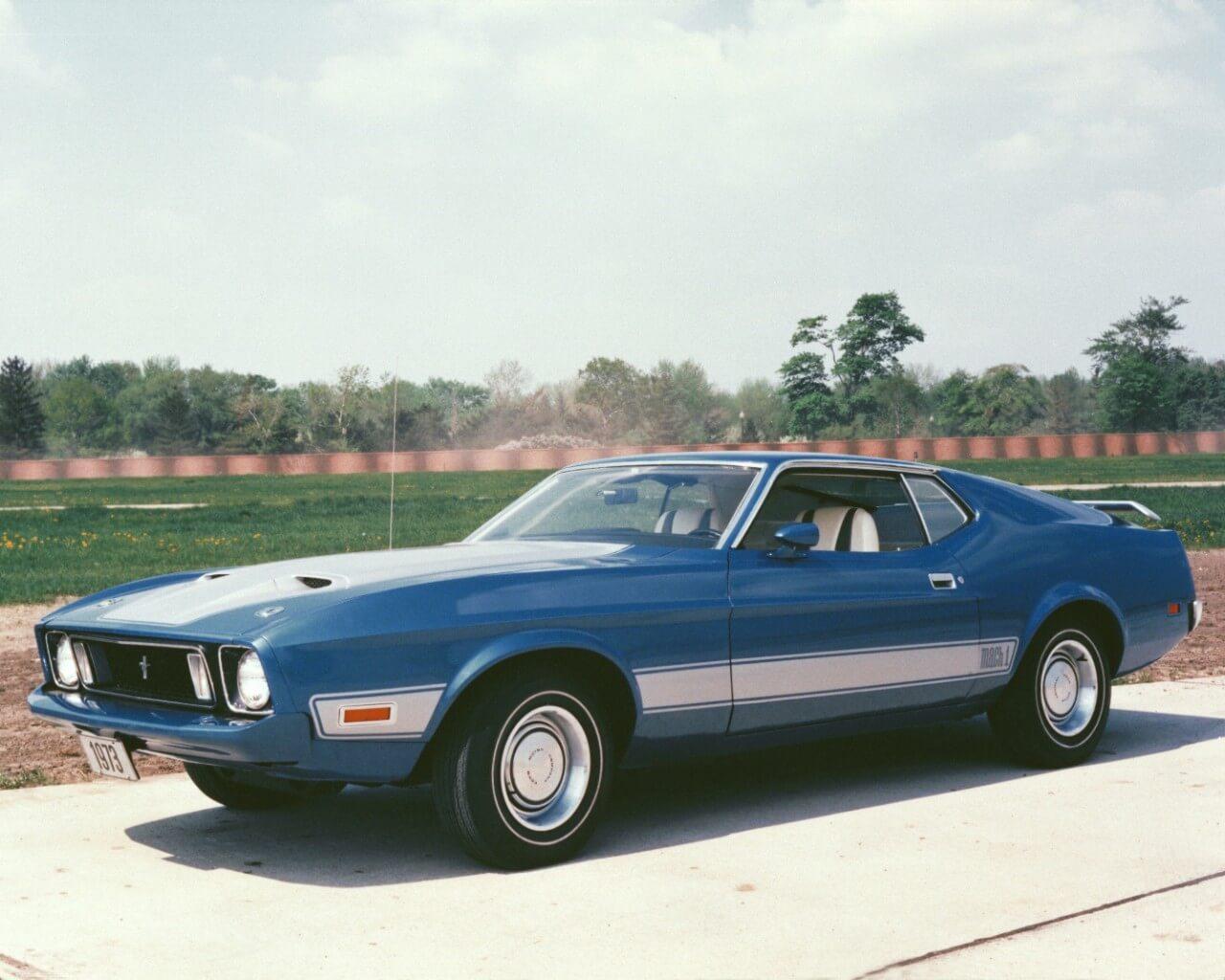 Mustangmach1 1973