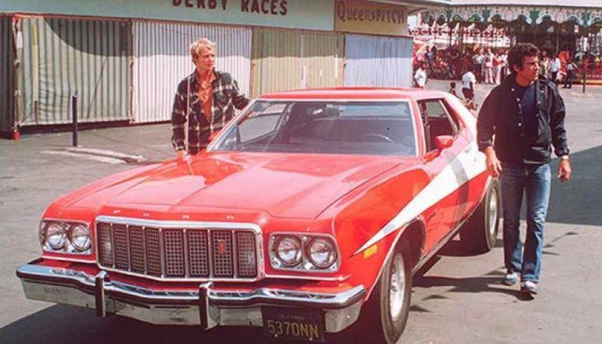 Starsky & Hutch - Justiça em Dobro - Ford Gran Torino 1976