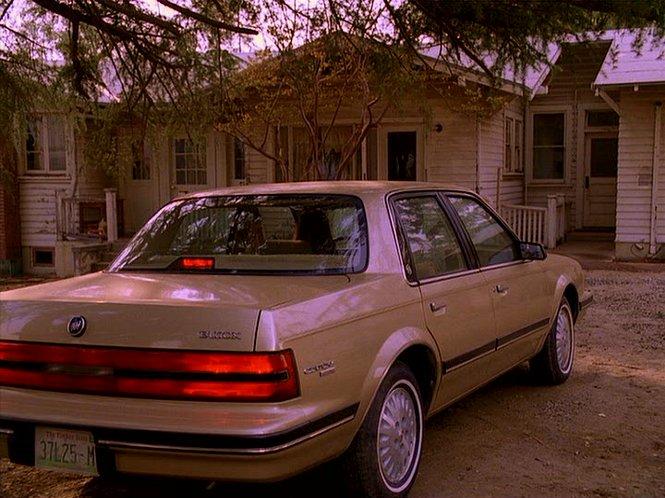 Twin Peaks - Buick Century 1990