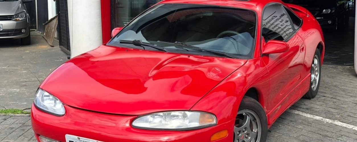 Mitsubishi Eclipse 2.0 Gst 16v Turbo Gasolina 2p Manual Wmimagem10525305116
