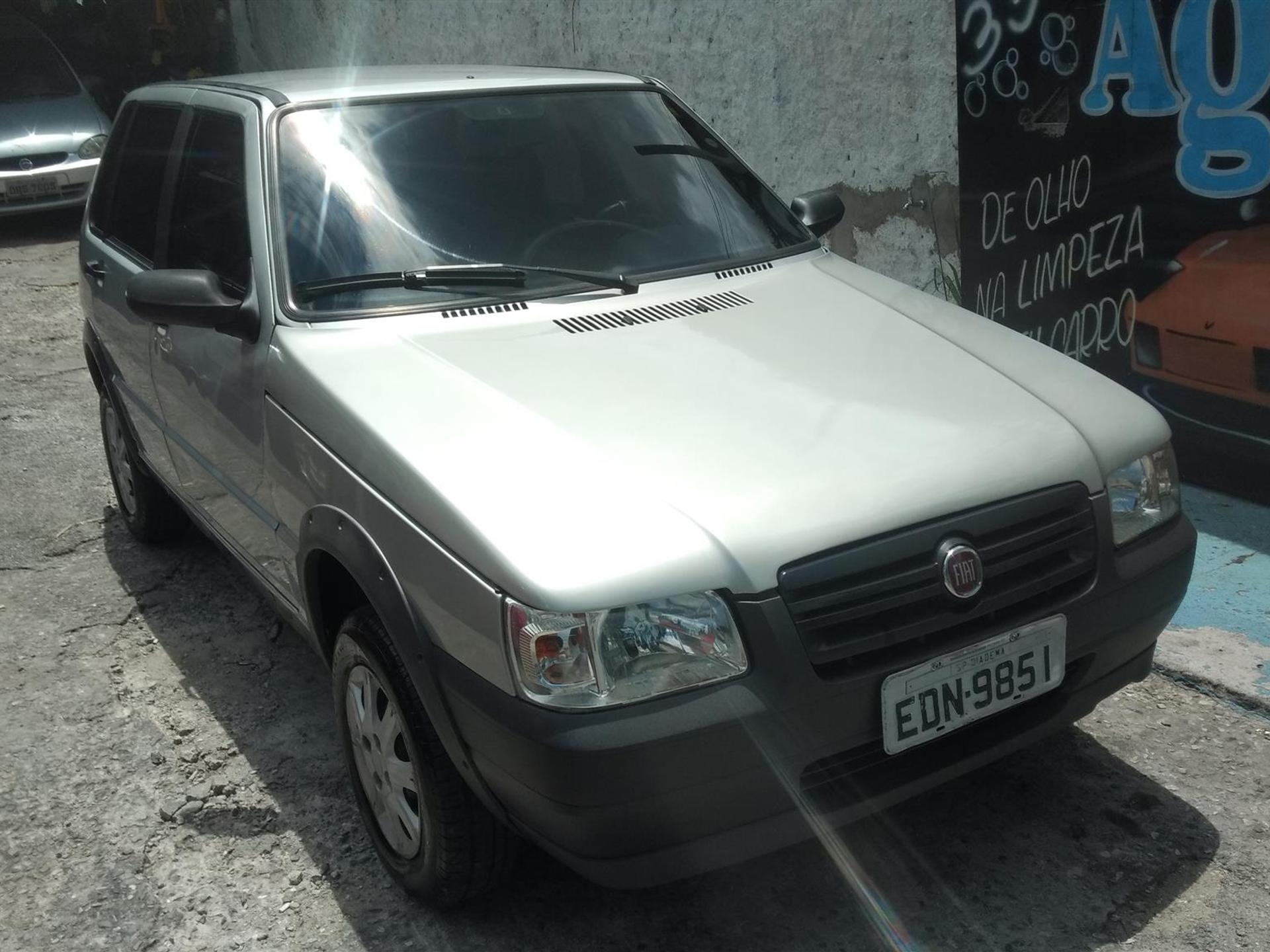Fiat Uno 1.0 Mpi Mille Way Economy 8v Flex 4p Manual Wmimagem15310598966