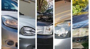 Carros usados até R$ 15 mil