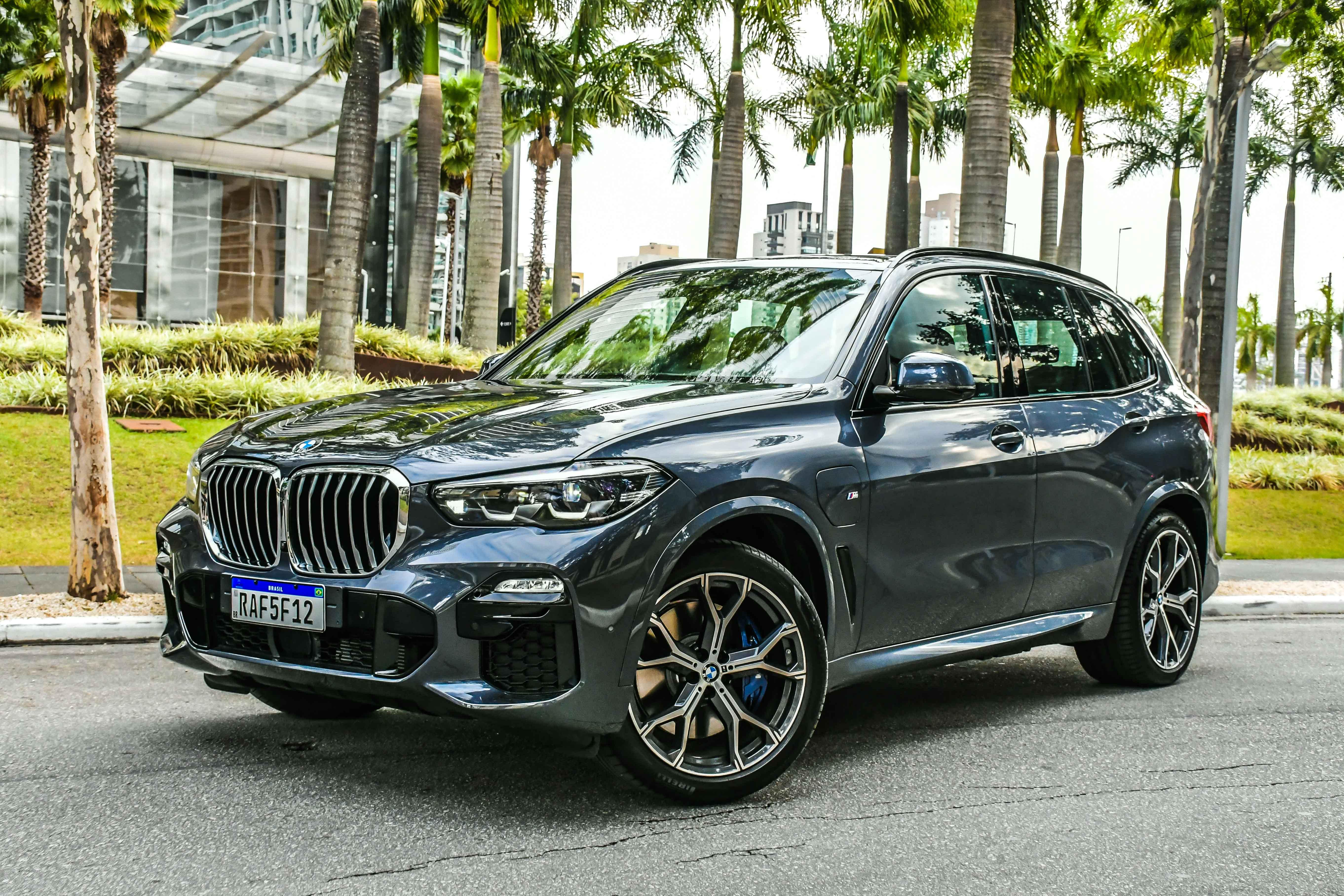BMW X5 híbrido 2020