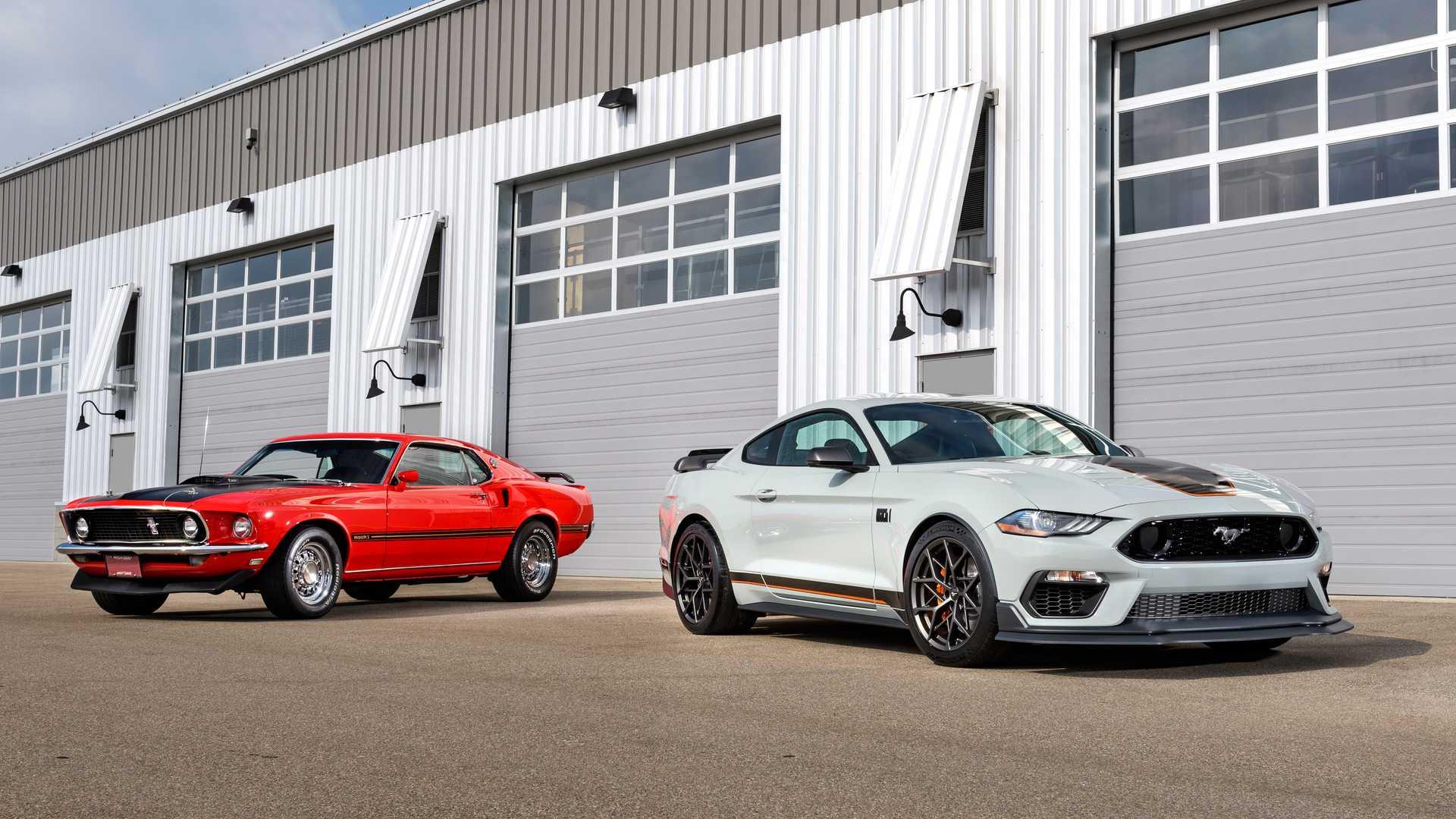 Ford Mustang é um dos carros mais clássicos do mercado norte-americano