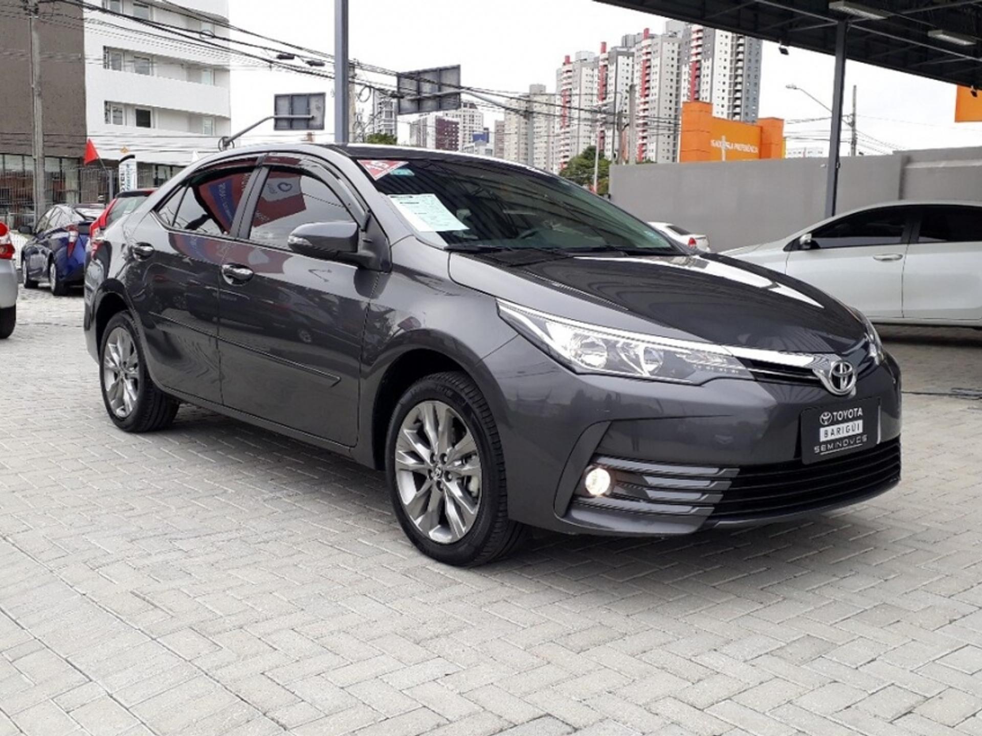 Toyota Corolla 2.0 Xei 16v Flex 4p Automatico Wmimagem12445365564