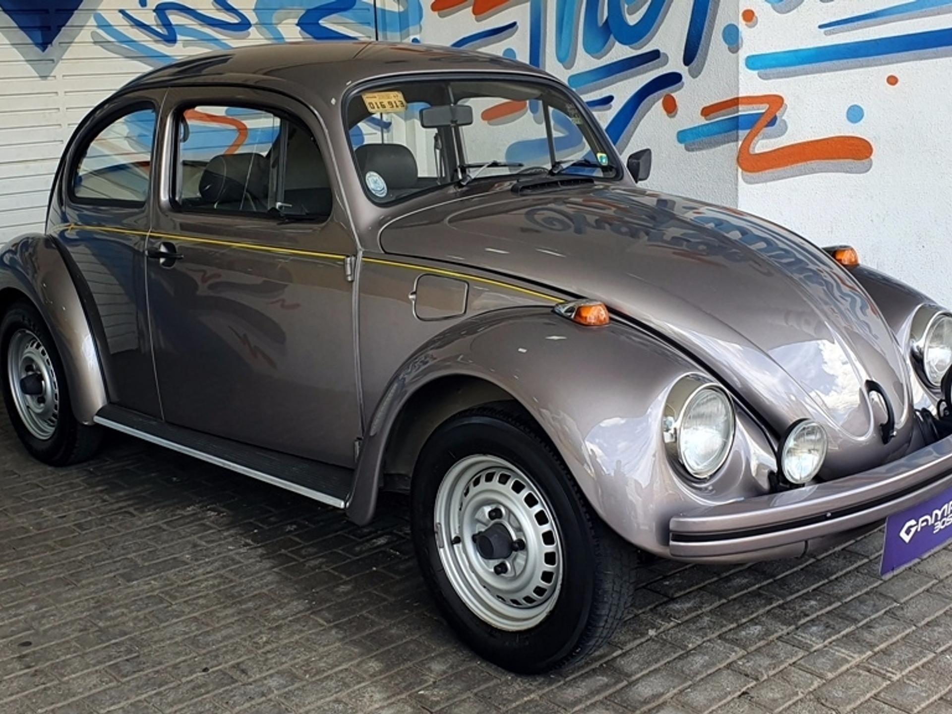 Volkswagen Fusca 1.6 8v Gasolina 2p Manual Wmimagem14041611820