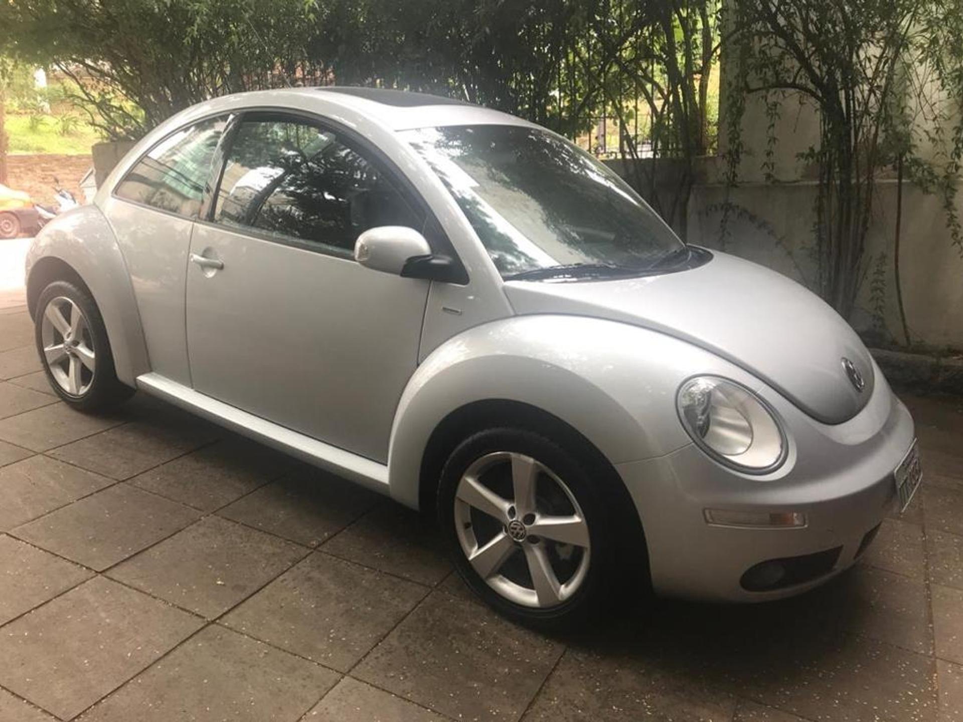 Volkswagen New Beetle 2.0 Mi 8v Gasolina 2p Tiptronic Wmimagem09075457790