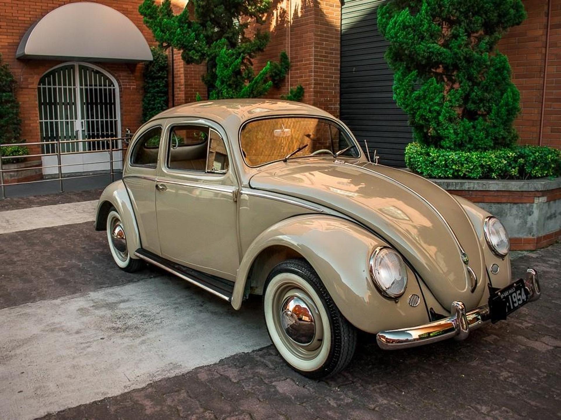 Volkswagen Fusca 1.2 8v Gasolina 2p Manual Wmimagem11543986485