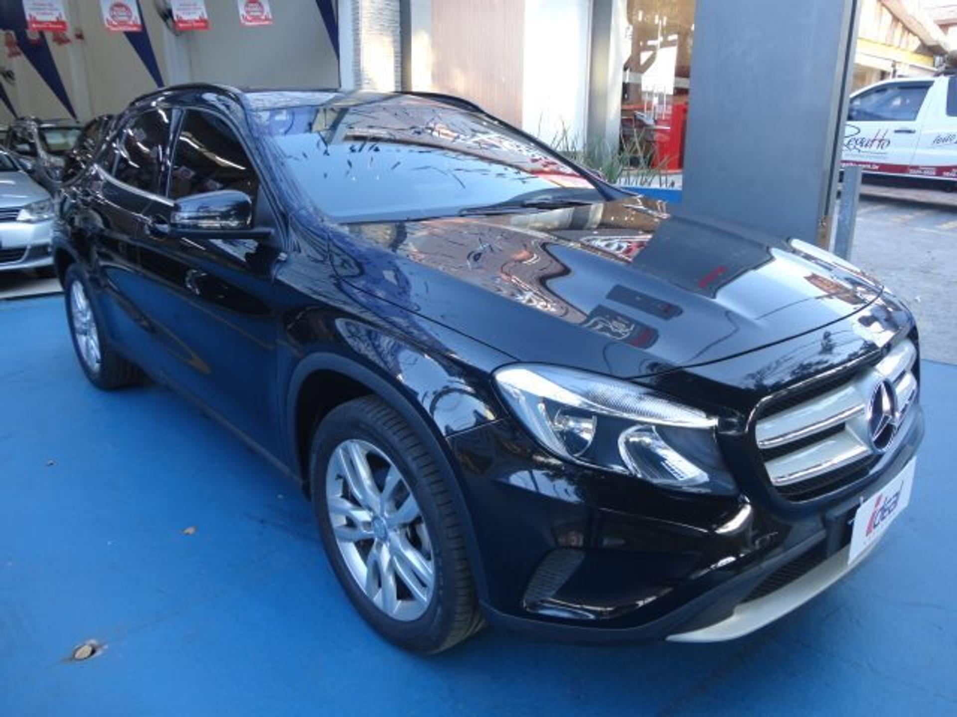 Mercedes Gla 200 Style 2016 Anúncio Wm