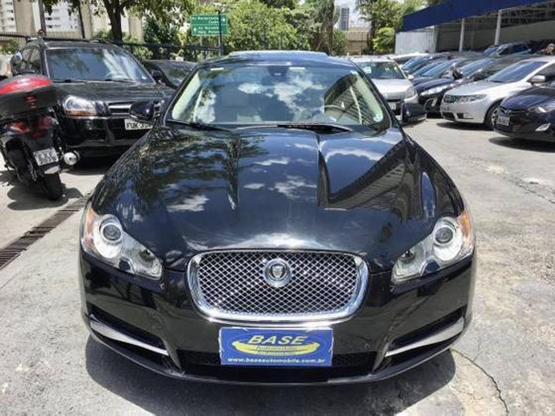 Jaguar Xf 2011 Anúncio Wm