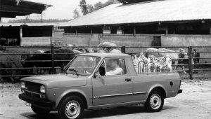 Fiat Fiorino Pick Up 1