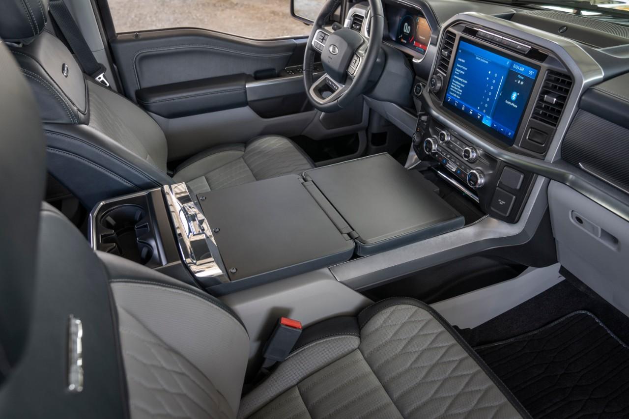 Nova Ford F-150 2021