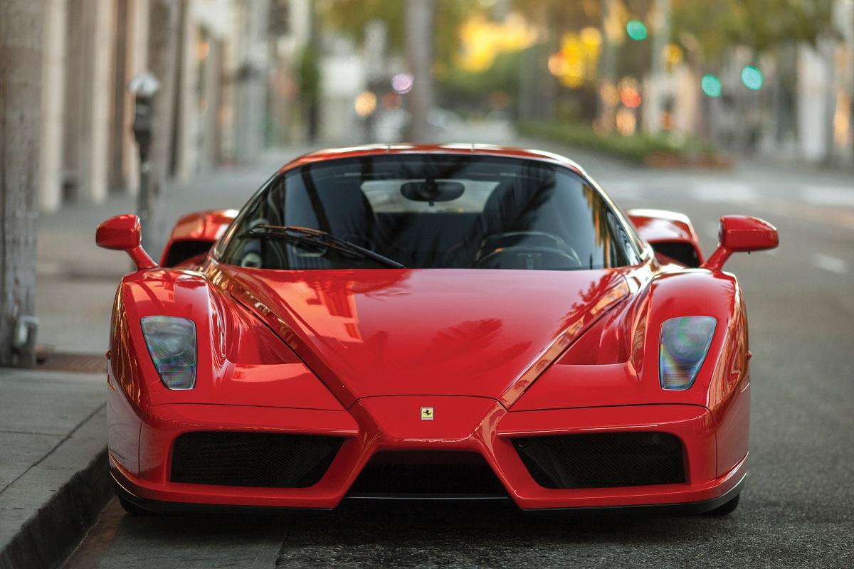 Enzo Ferrari 28