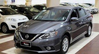 Nissan Sentra 2.0 S 16v Flexstart 4p Automatico Wmimagem17495833563