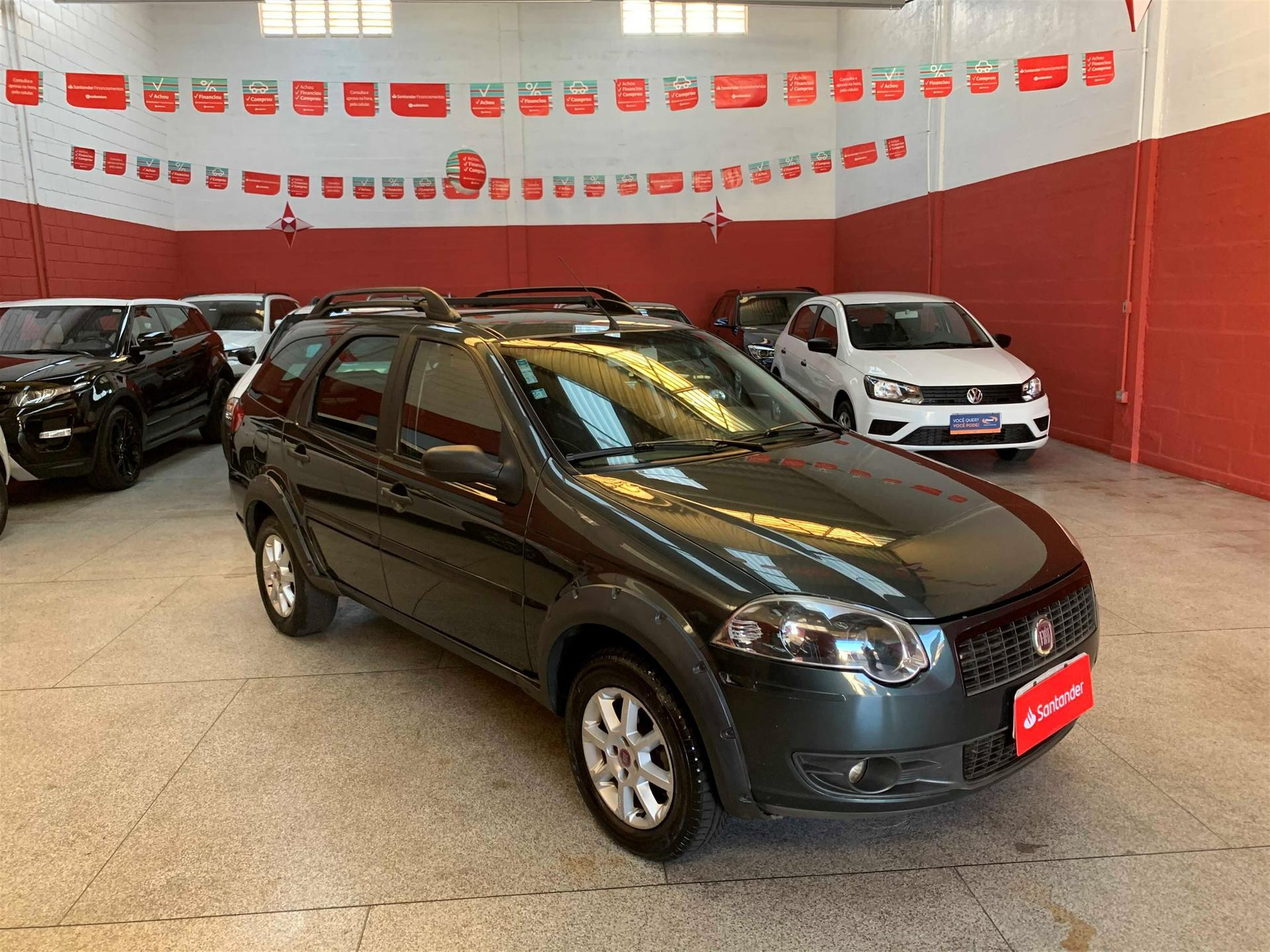 Fiat Palio 1.4 Mpi Trekking Weekend 8v Flex 4p Manual Wmimagem20203567888