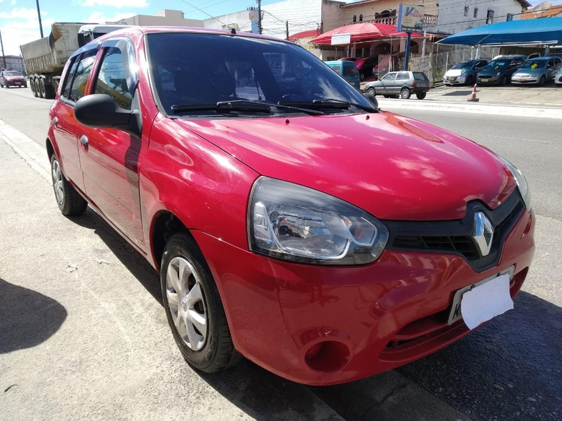 Renault Clio 1.0 Expression 16v Flex 4p Manual Wmimagem14082433779