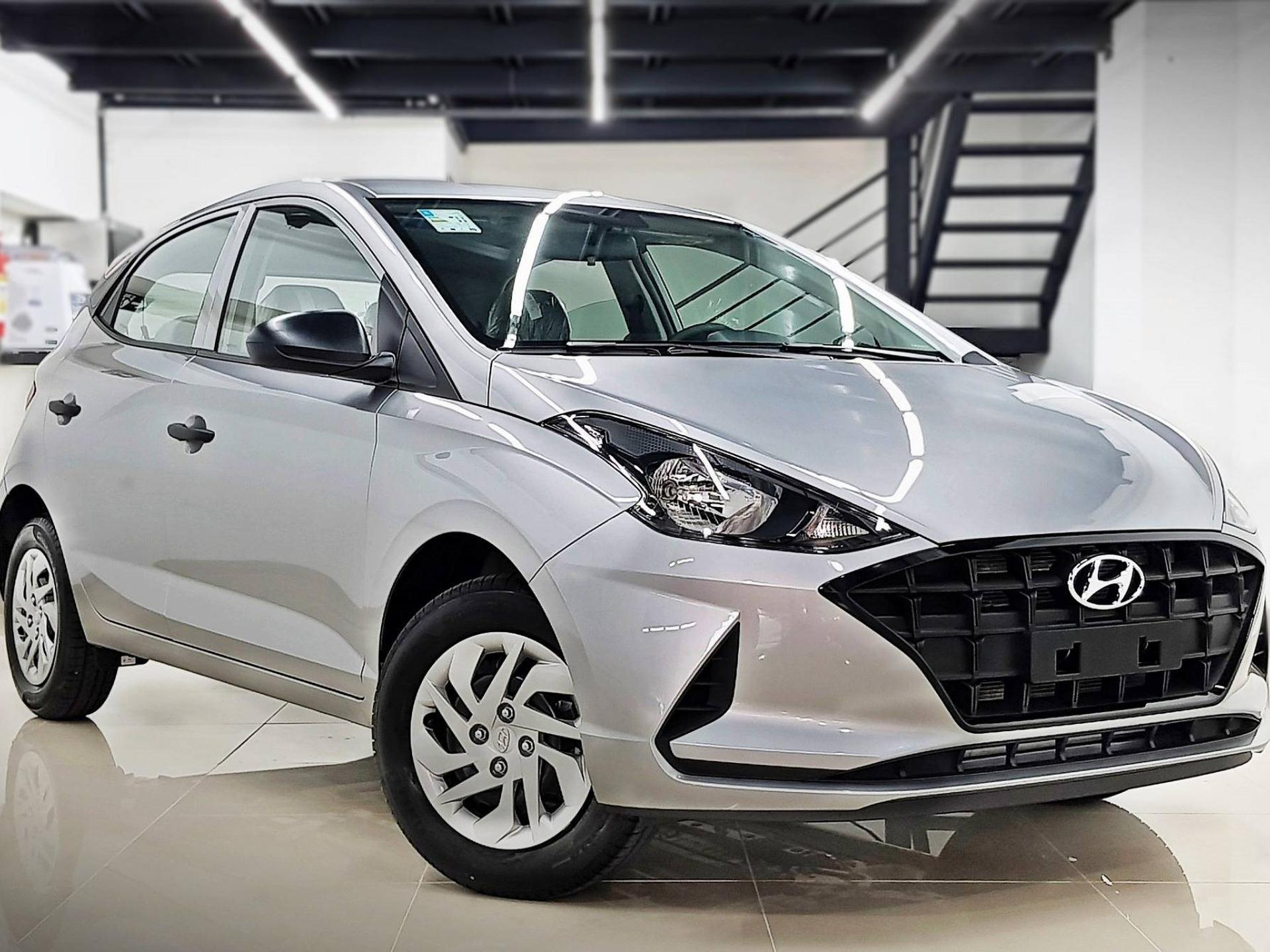 Hyundai Hb20 1.0 12v Flex Sense Manual Wmimagem18562072649