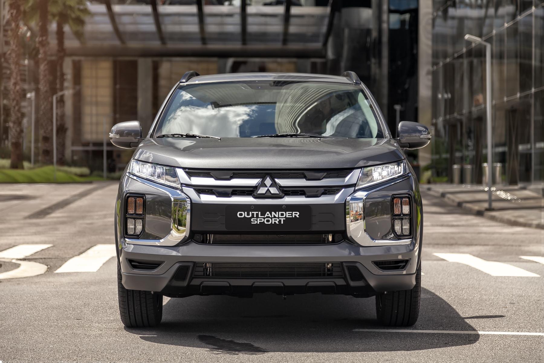 Mitsubishi Outlander Sport 2021