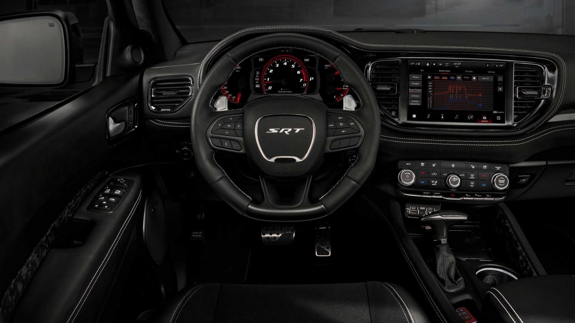 2021 Dodge Durango Srt Hellcat 4