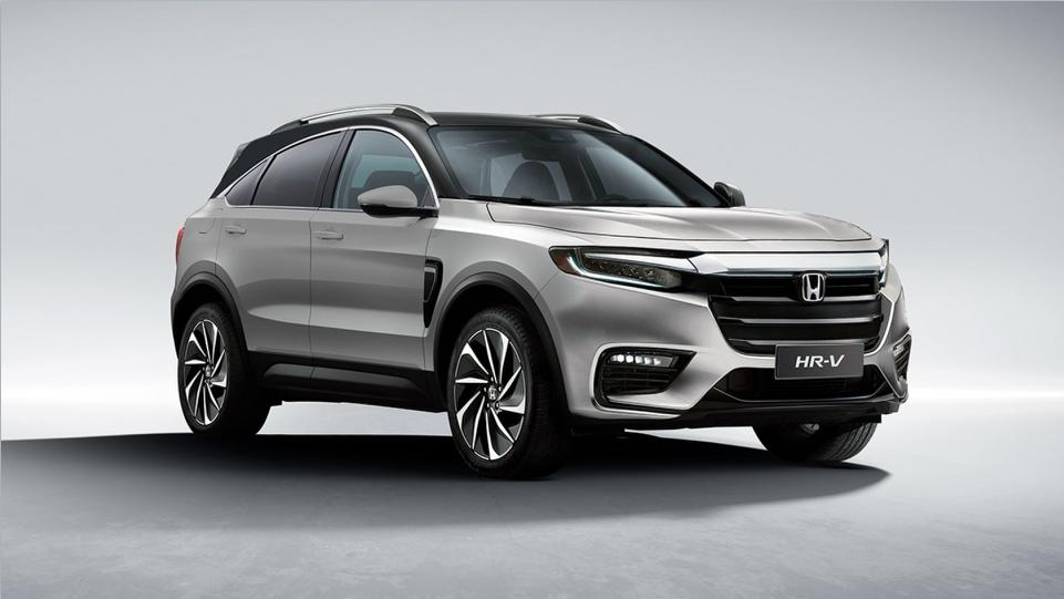 Honda Hr V 2022 Renders 00