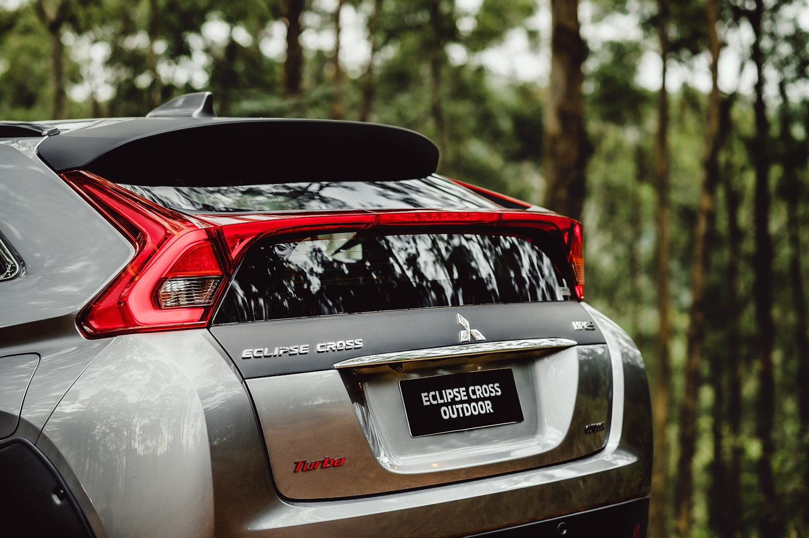 Mitsubishi Eclipse Cross Outdoor 8