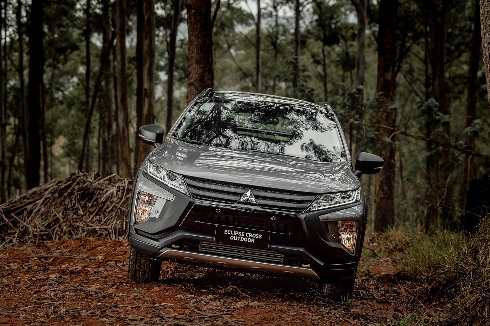 Mitsubishi Eclipse Cross Outdoor 10