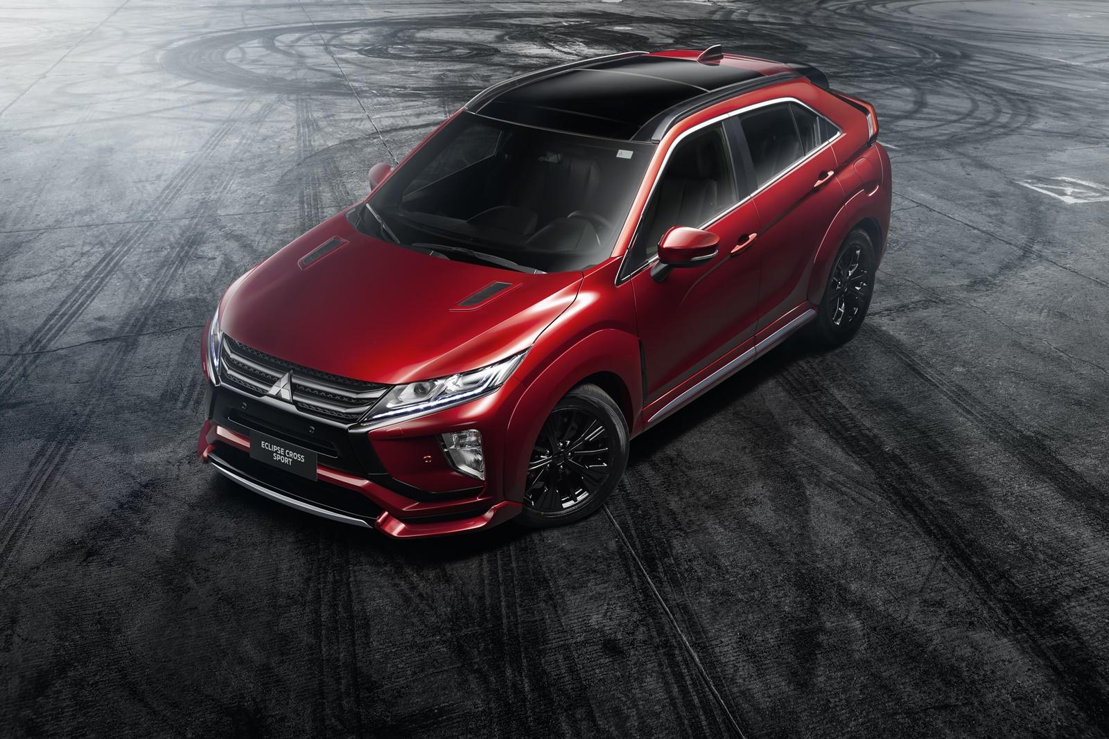 Mitsubishi Eclipse Cross Sport