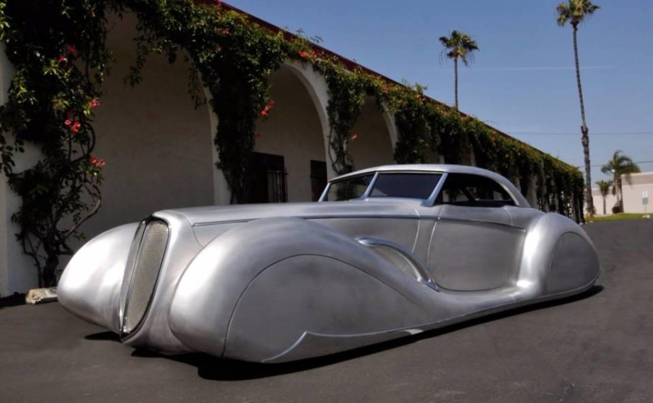 1934 Packard Aquarius