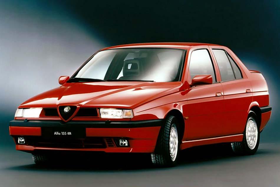 Alfa Romeo 155 Q4 1992 01