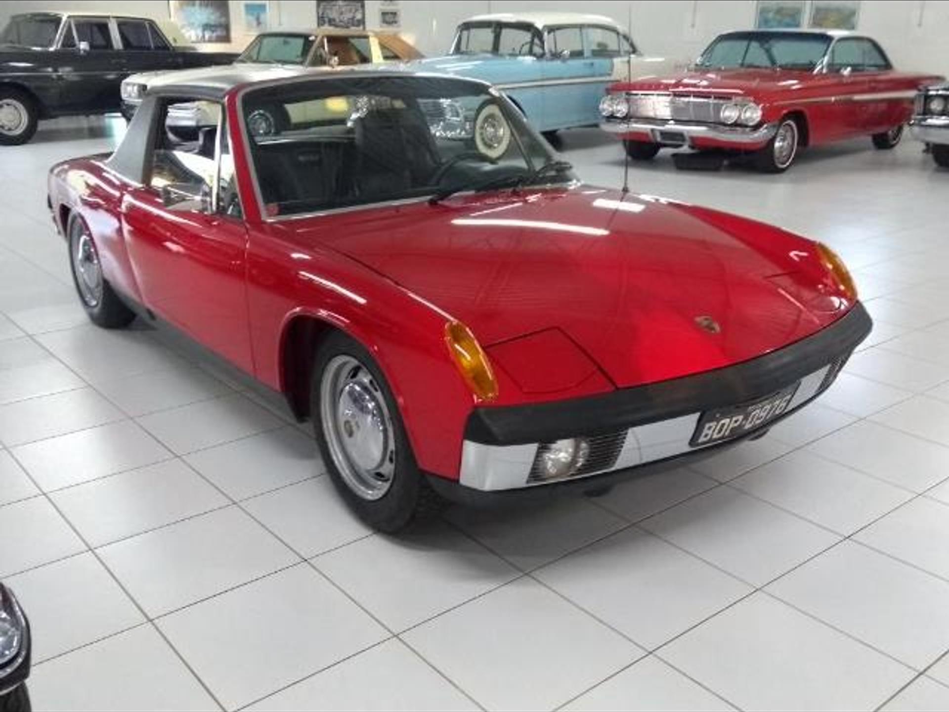 Porsche 914 2.0 8v Gasolina 2p Manual Wmimagem14330040682