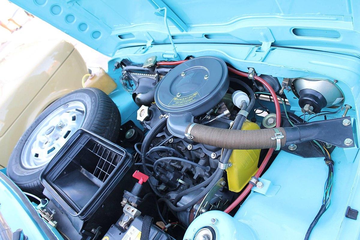 1200px Registro De Um Motor Fiasa 1050cc Em Um Fiat 147